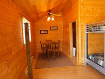 Cabin 2 Dining Area