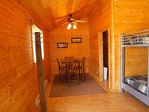Cabin 2 Dining Area