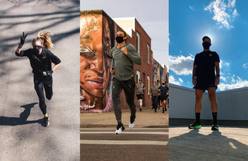 The Tale Of A Sneakerhead Who Found Running