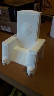 Skeleton Throne