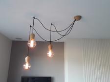 Houten Lamp Covers