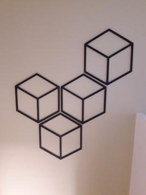 Cube Wall Art