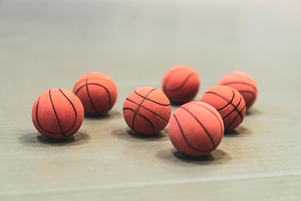 pelotas de baloncesto