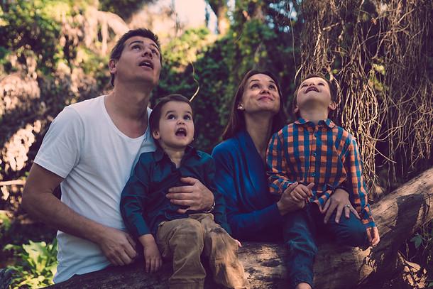 Alana & Family