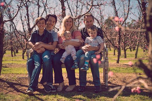 Jenny & Family