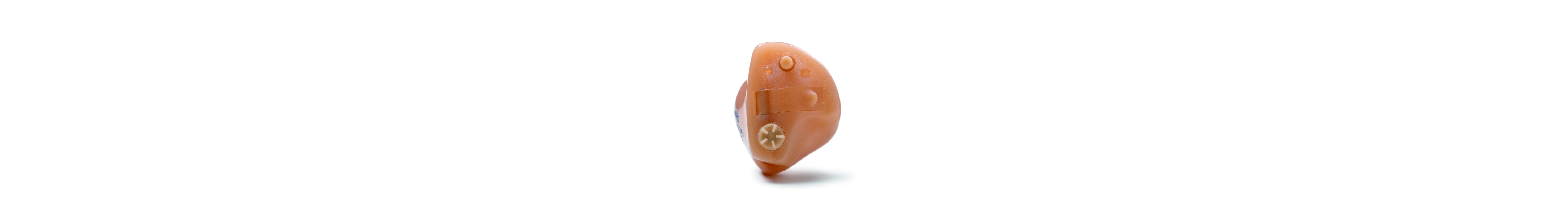 מכשיר שמיעה בתוך האוזן