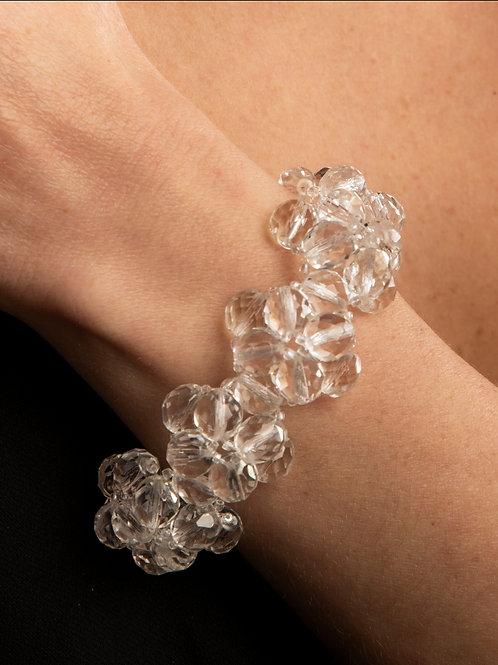 Bracciale in cristalli
