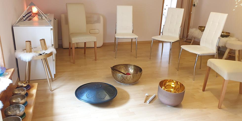 Soirée thérapie sonore et mediumnité en association avec LumiDoré