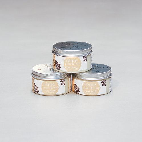 Crème pour le corps - Parfum Karité