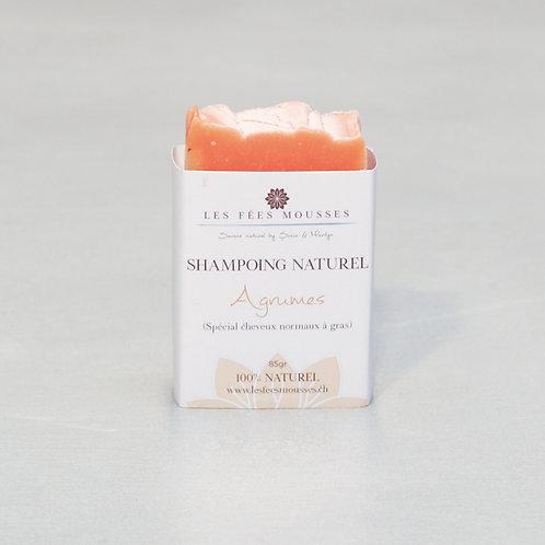 Shampoing naturel - Agrumes