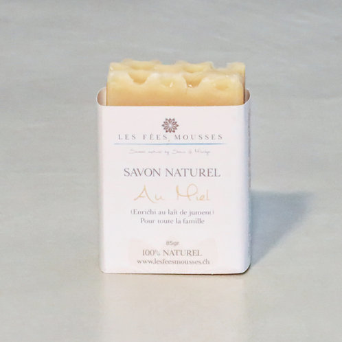 Miel - Savon Naturel