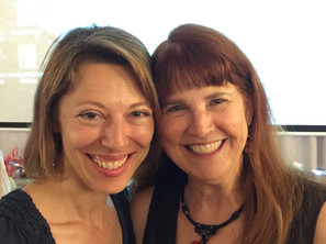Meggie Kline und Antonietta