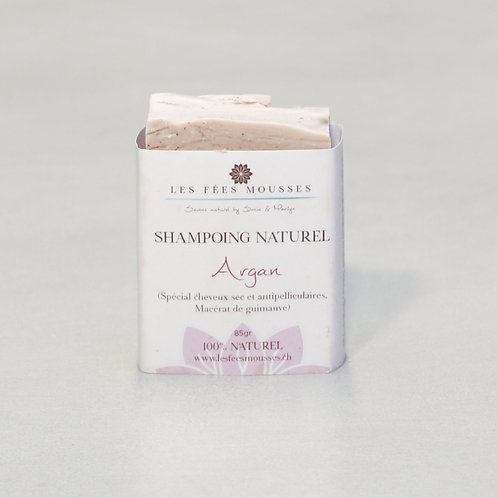 Shampoing naturel - Argan