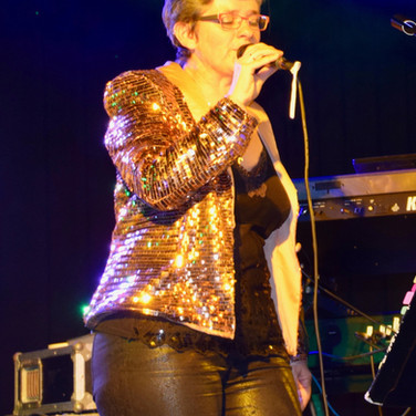 Fabienne la chanteuse / soirée disco
