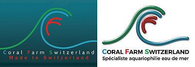 Coral Farm Switzerland vorher nachher redesign logo