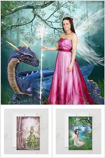 fantasy karten kaufen online schweiz feen engel drachen flügel magie