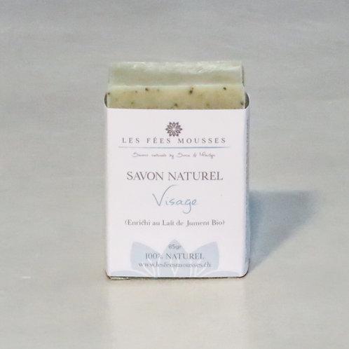 Visage - Savon Naturel