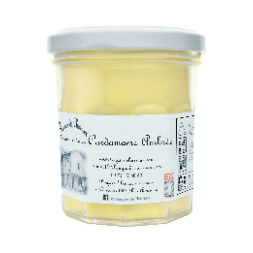 Bougie Cardamome Ambrée