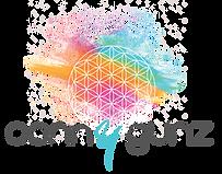 Conny Gunz Logo Blume des Lebens Schweiz Grafikerin energetisch