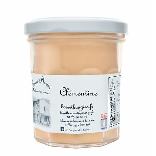Bougie Clémentine