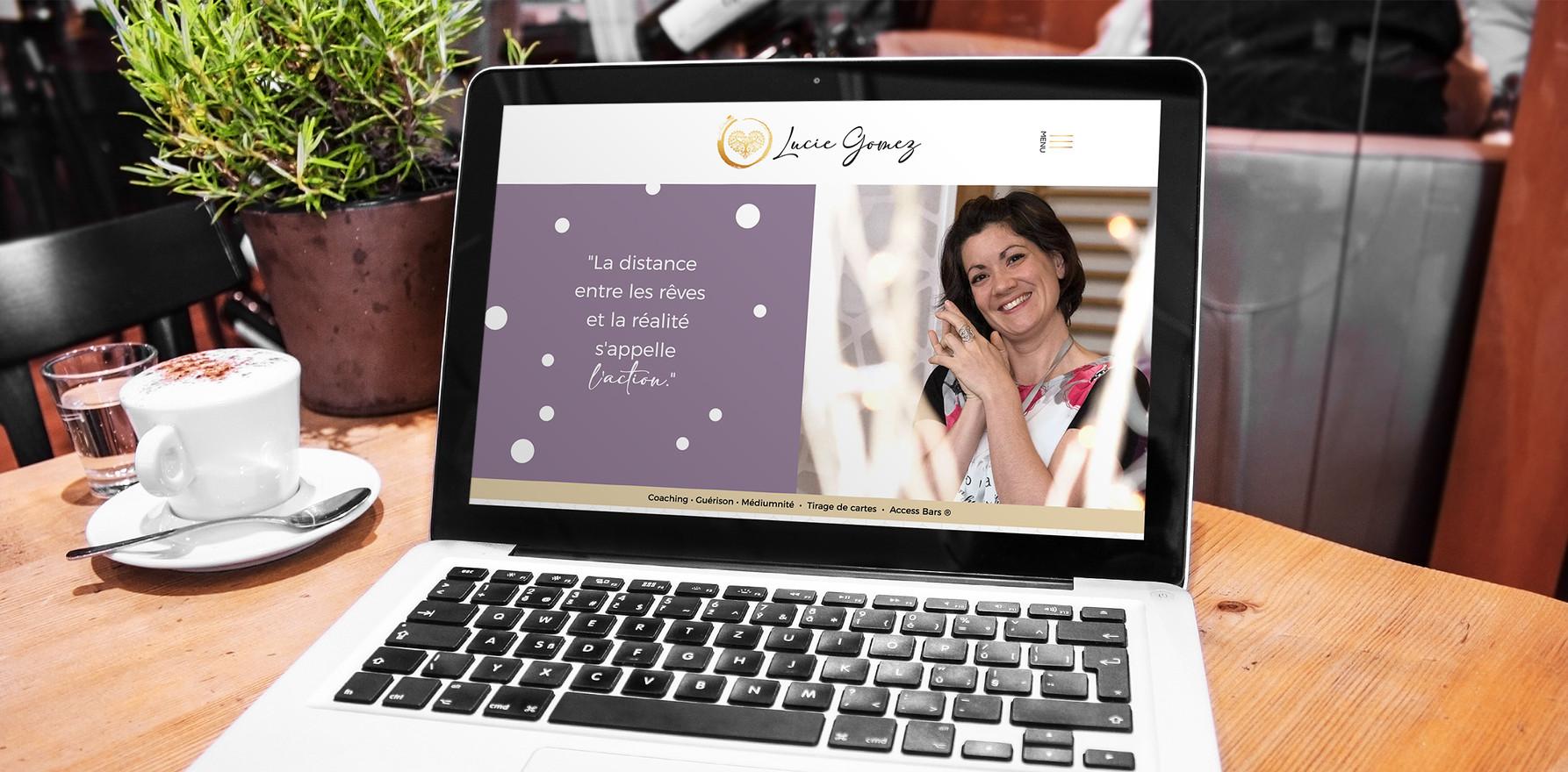Lucie Gomez - Personal & BusinessCoach
