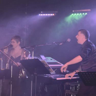 Jacky au piano / soirée Disco