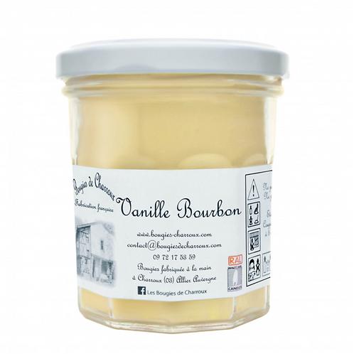 Bougie Vanille Bourbon