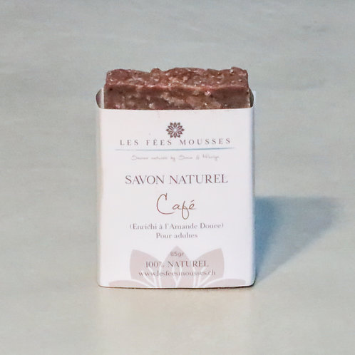 Café - Savon Naturel