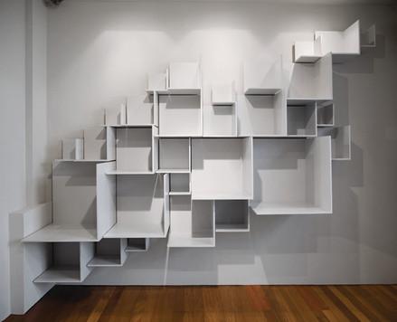 Demicube Shelf