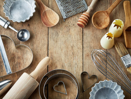 7 Handmade Wooden Kitchen Utensils Stuff That Will Make Your Food Look More Delicious