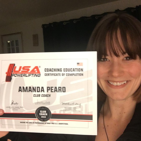 6 Steps to Becoming a USA Powerlifting Coach