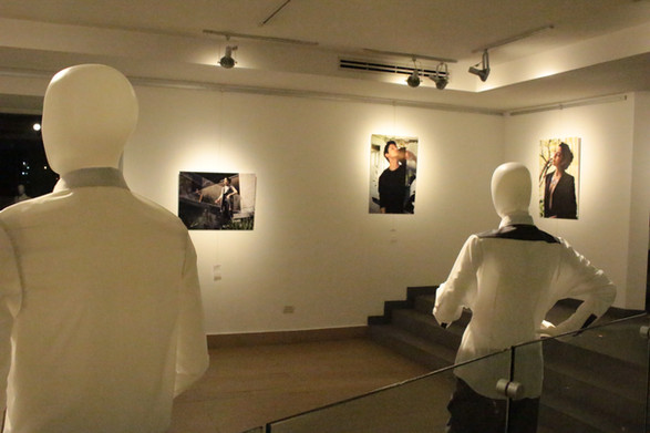 Gallery Curation, 2015