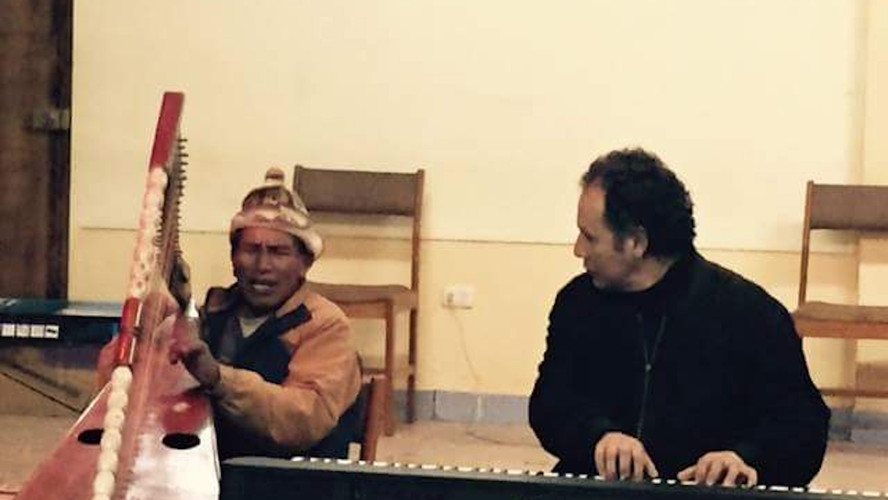 Andean Music at the Musical Journey
