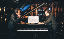 Two Pianos Project with great Latin Jazz musician José Luis Madueno