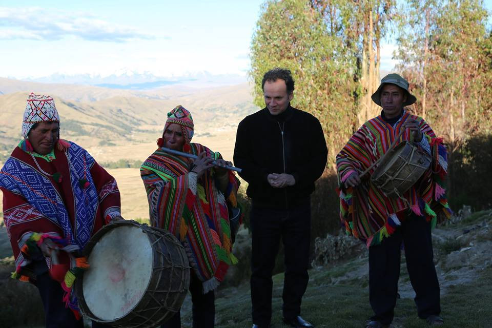 Musical Journey: Welcome Serenade of village musicians