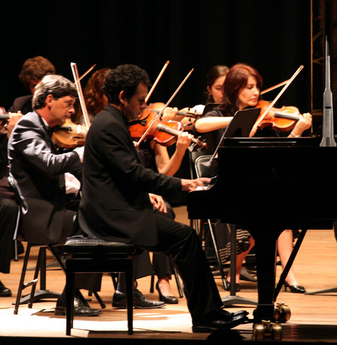 With Symphony Orchestra of Georgia