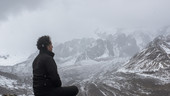 Meditation at 5.000 Meters