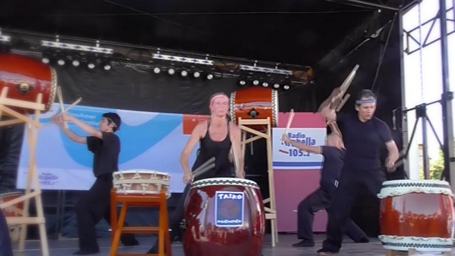 Taiko Drums Performance
