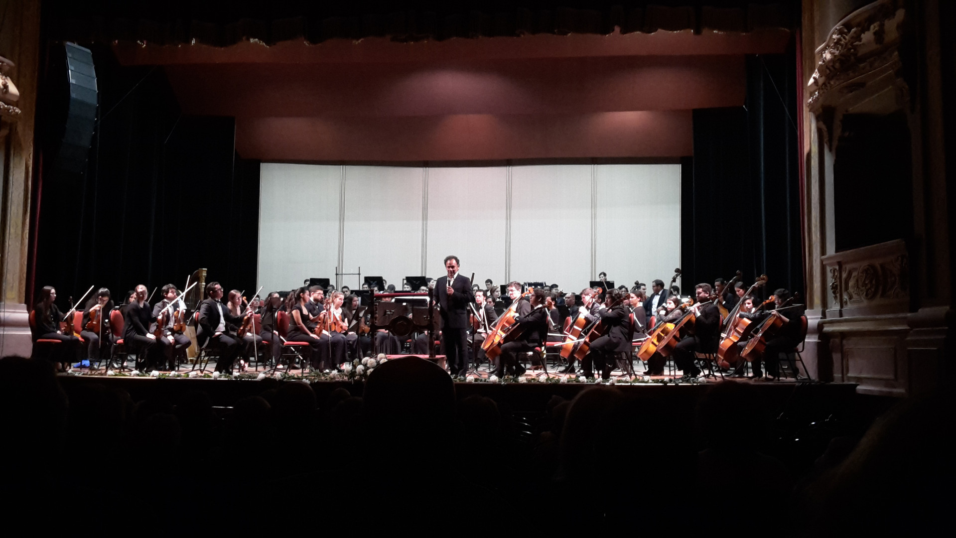 Orchestra of the Americas - Premier of Guerrero Andino