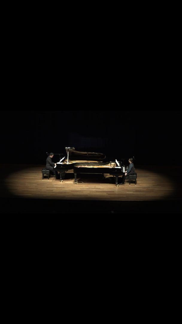 2 Pianos Concert - Gran Teatro, Perú