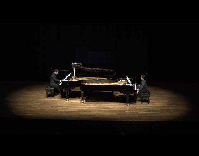 World Music: Recital for 2 Pianos around the World