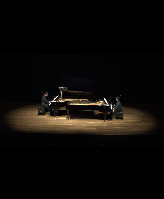 World Music: Recital for 2 Pianos around the World