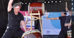 Taiko Drums performance in Munich