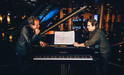 World Music project 2 Pianos - With José Luis Madueno