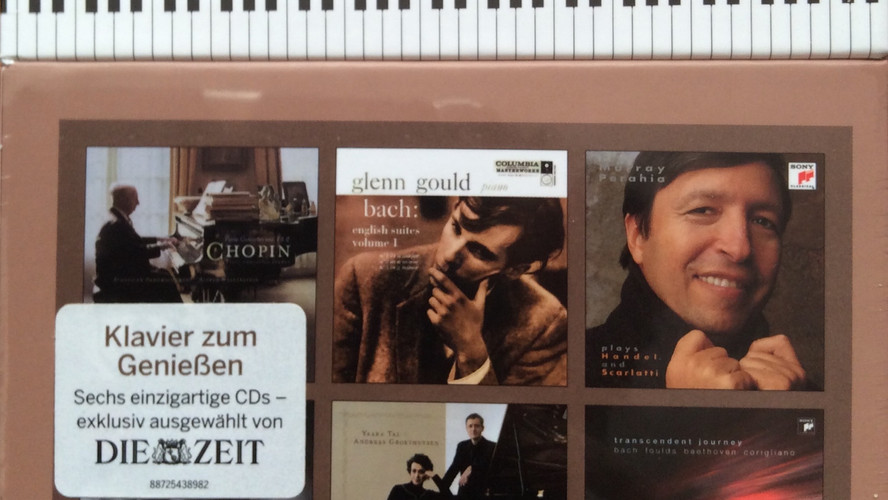 SONY - DIE ZEIT Anthology of great Pianists