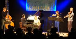 Tango Ensemble Baldosa Floja en concierto