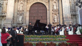 Concierto Mayor in front of 6,000 people - Catedral of Lima