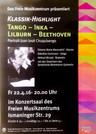 Poster 'Composer Concert', Freies Musikzentrum - Munich