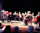 Performance with the Augsburg Kammerphil