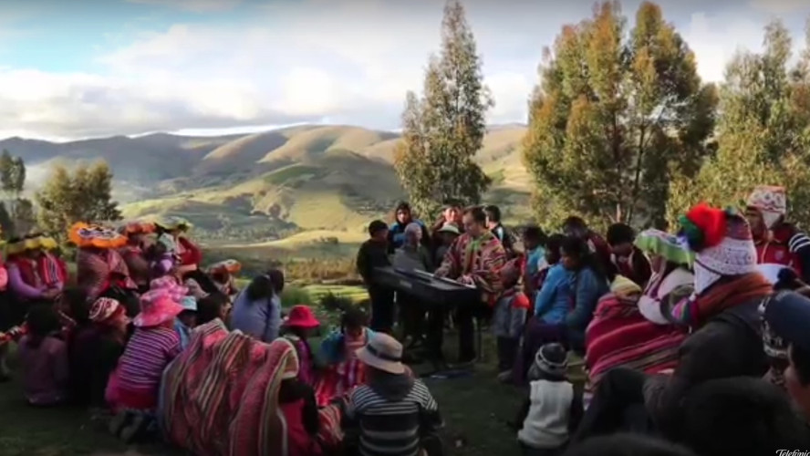 Musical Journey - Concert at 4.500 Meters